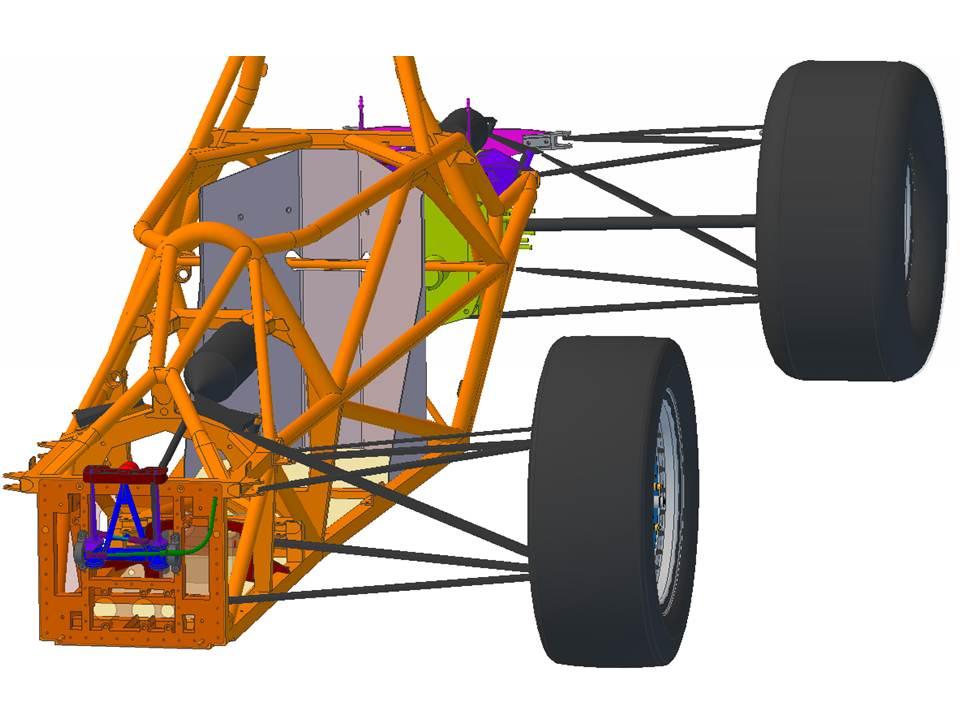 DB-6 Suspension Modifications Part 1