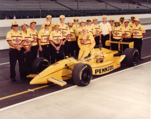 Indy qualifying photo 1994