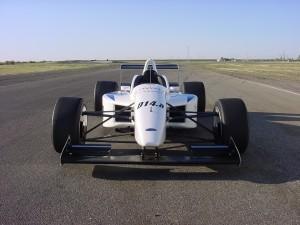 Chief engineer for Swift 014.a Formula Atlantic car